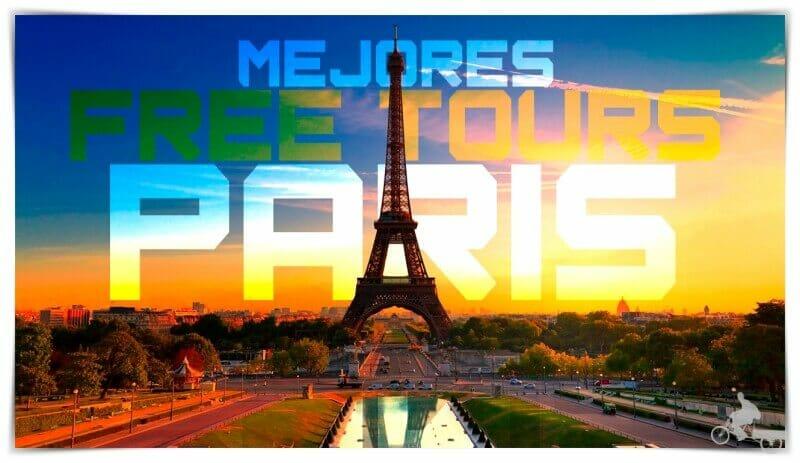 mejores free tours en París