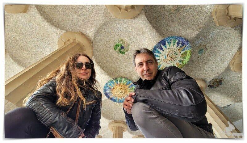 Héctor y Marta de Mi baúl de blogs
