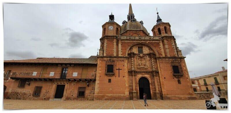 iglesia del santísimo cristo del valle