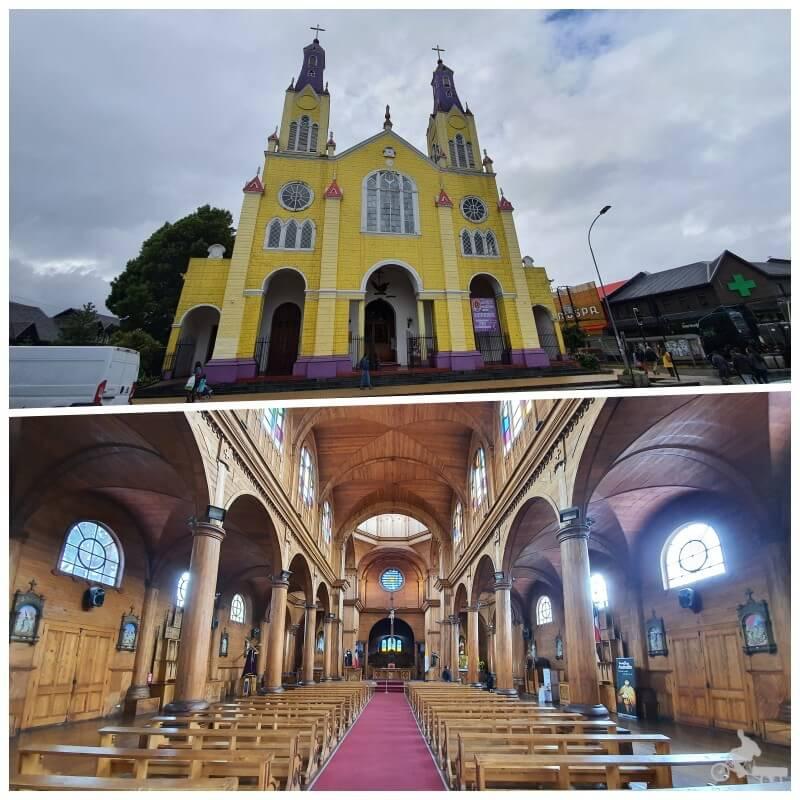 ruta iglesias de madera de la isla de Chiloé