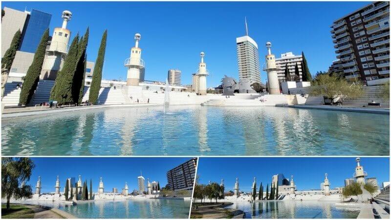 lago de la Espanya Industrial