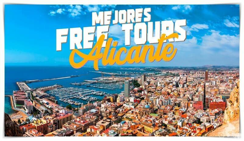 mejores free tours en Alicante