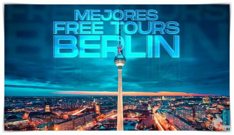 Mejores free tours en Berlín