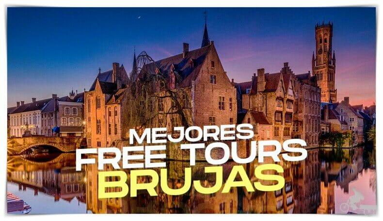 Mejores free tours en Brujas