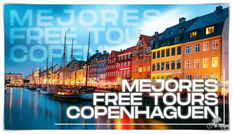 Mejores free tours en Copenhague