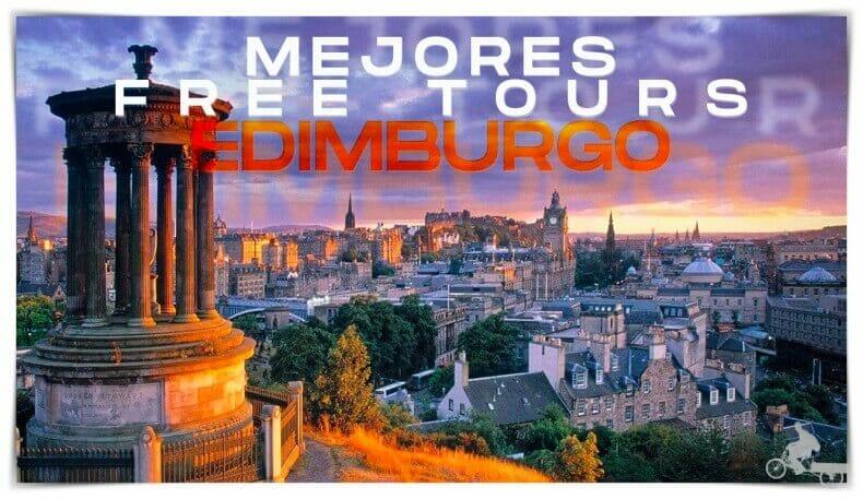 Mejores free tours en Edimburgo