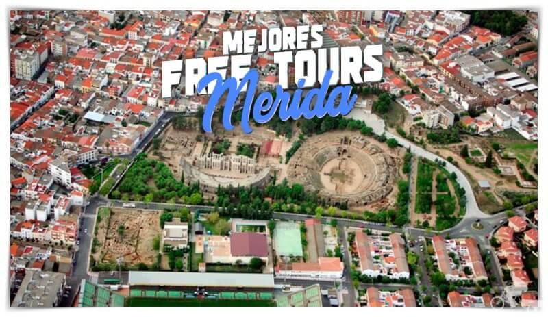 mejores free tours en Mérida