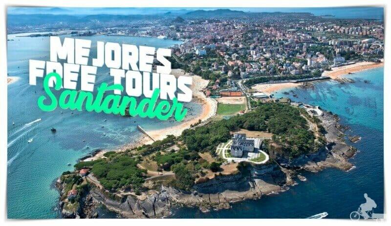 mejores free tours en Santander