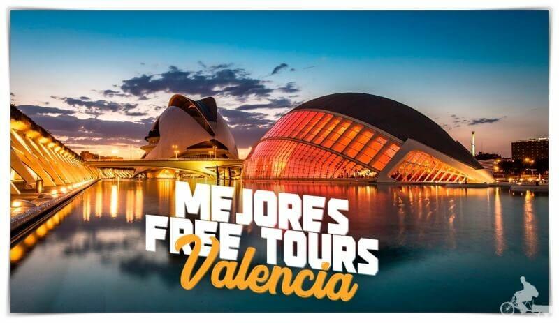 mejores free tours en Valencia