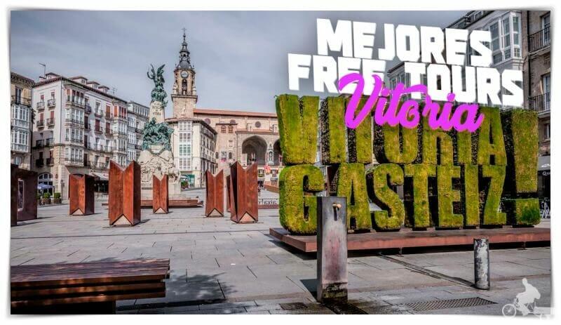 mejores free tours en Vitoria