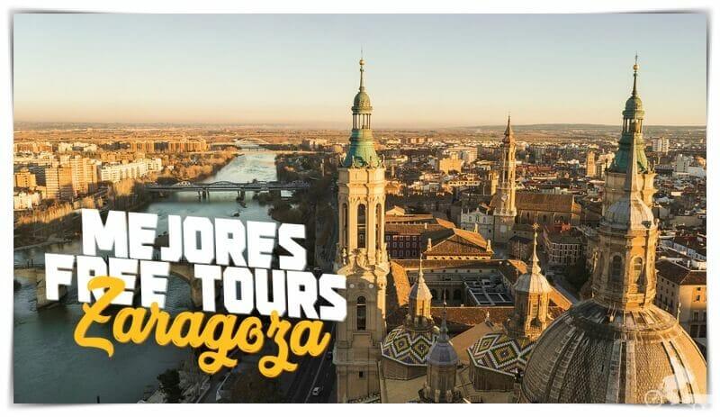 mejores free tours en Zaragoza