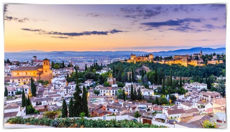 mejores free tours en ciudad de Granada