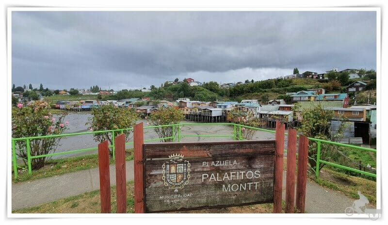 palafitos de la isla de Chiloé