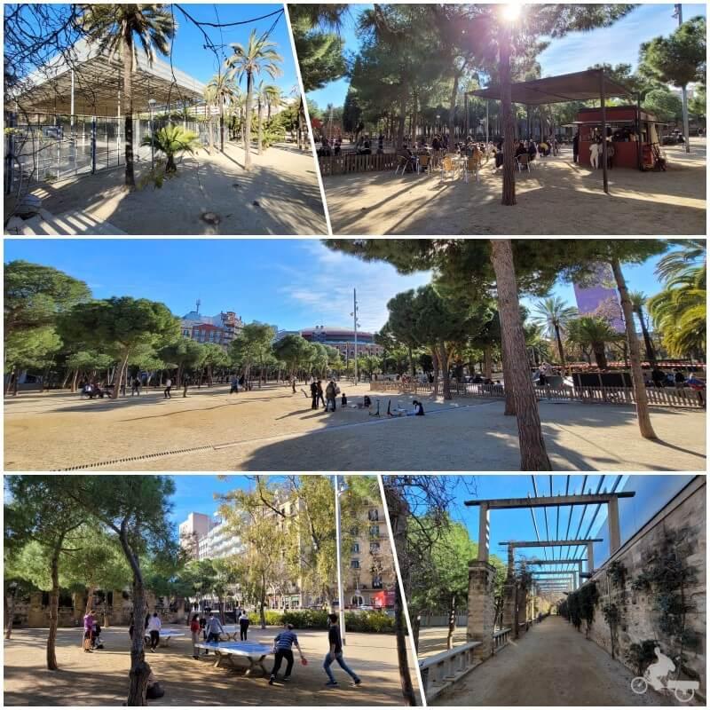 Qué hacer en el parque de Joan Miró