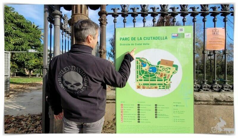 qué ver en el parque de la Ciutadella