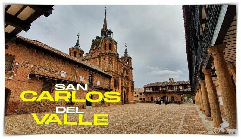 San Carlos del Valle - provincia de Ciudad Real