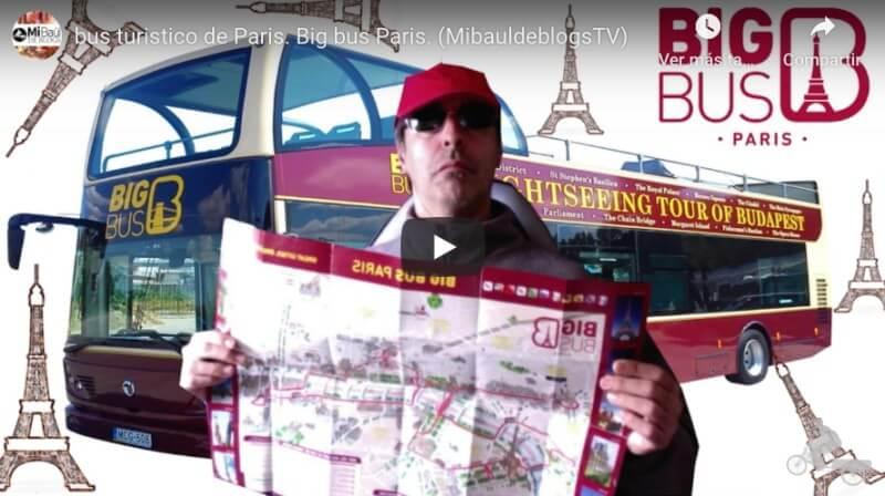 video big bus paris