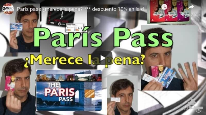 vídeo paris pass