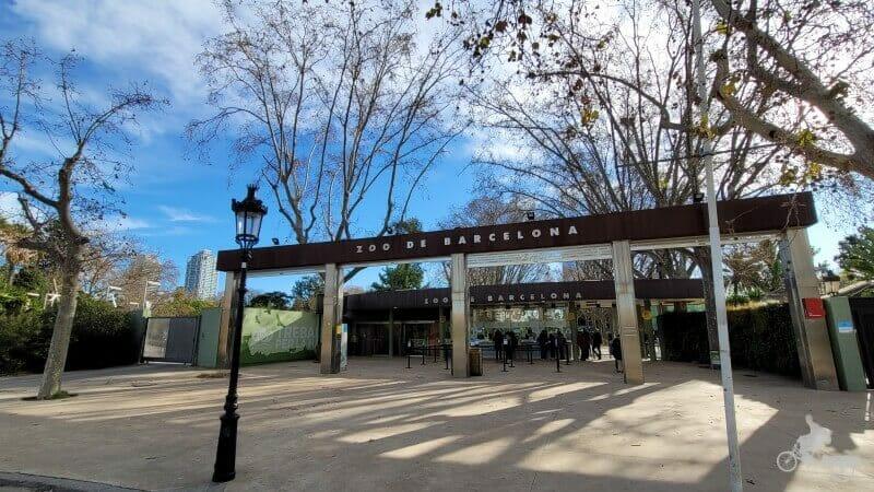 zoo parc ciutadella entrada