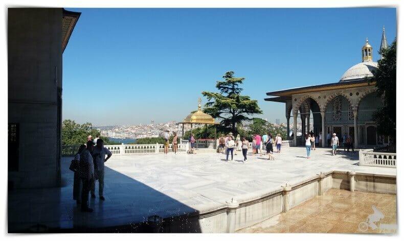 El Balcón de Ibrahim el Loco o Iftariye