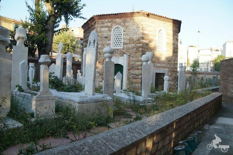 Mausoleo de Hüseyin Ağa
