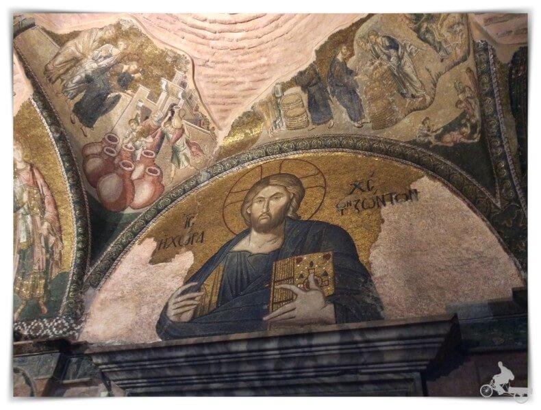 Cristo pantocrátor estambul