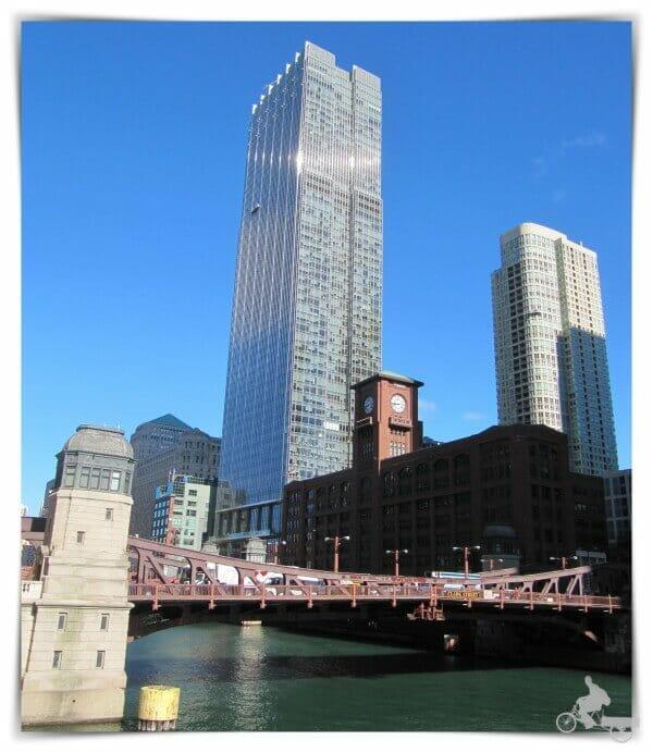 Puente Clark Street Bridge