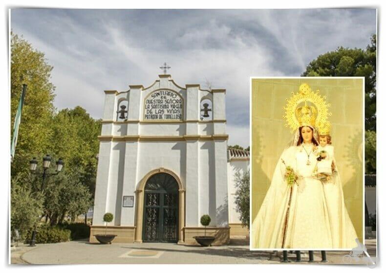 Santuario de la Virgen de las Viñas