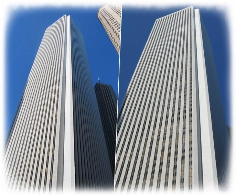 edificio AON - Chicago en 3 días