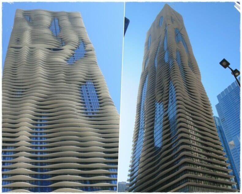 Radisson Blu Aqua Hotel o Torre Aqua - Chicago en 3 días
