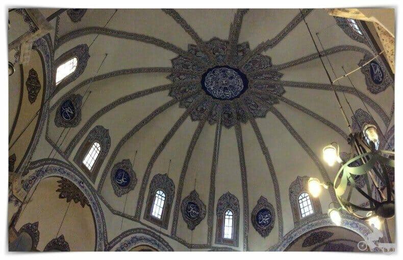 cúpula pequeña Santa sofía