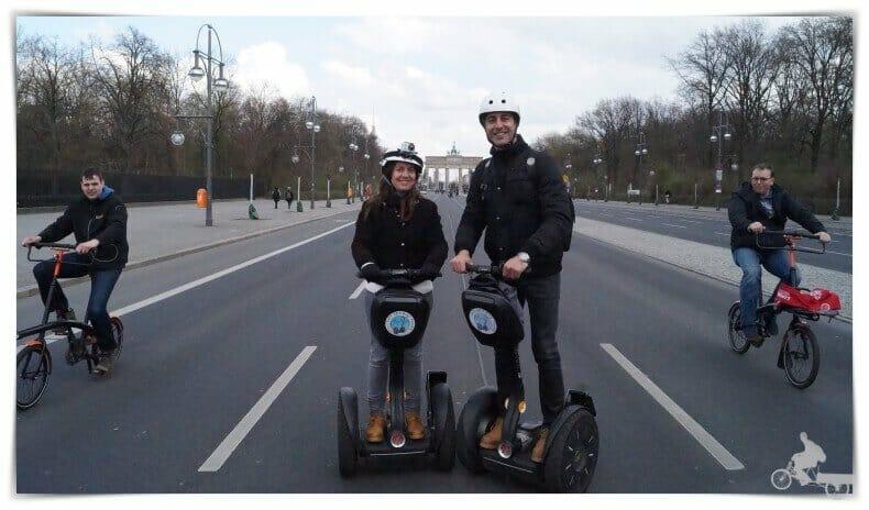 free tour berlín segway y bicicleta