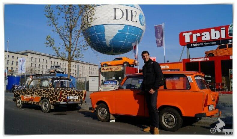 Free tour en Berlín
