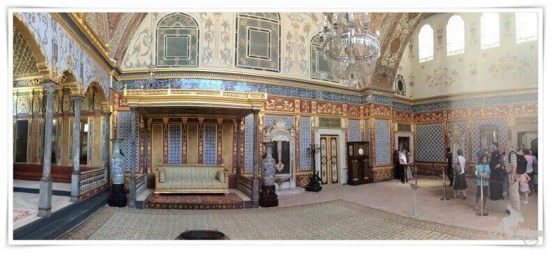 harén palacio topkapi