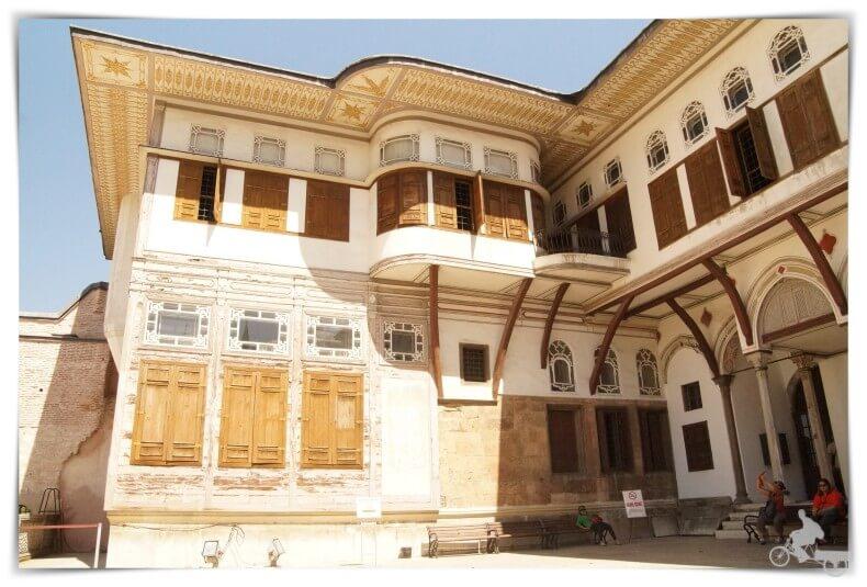 Harén Palacio de Topkapi