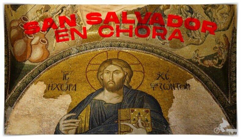 iglesia san salvador de chora