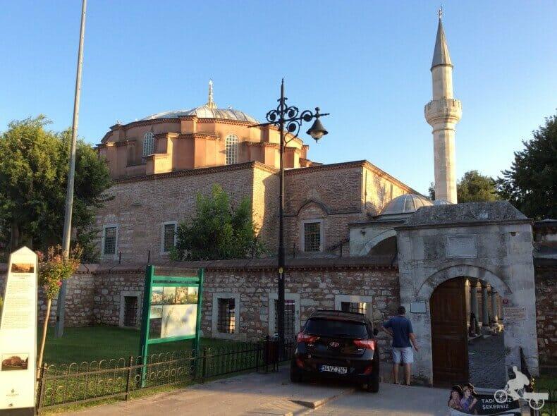 iglesia san sergio san baco-estambul