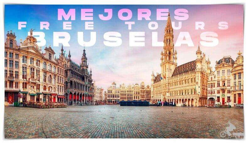 Mejores free tours en Bruselas