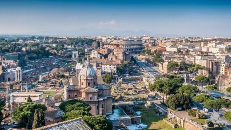 mejores free tours de roma