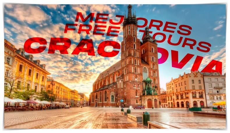 mejores free tours en Cracovia