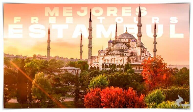 Mejores free tours en Estambul