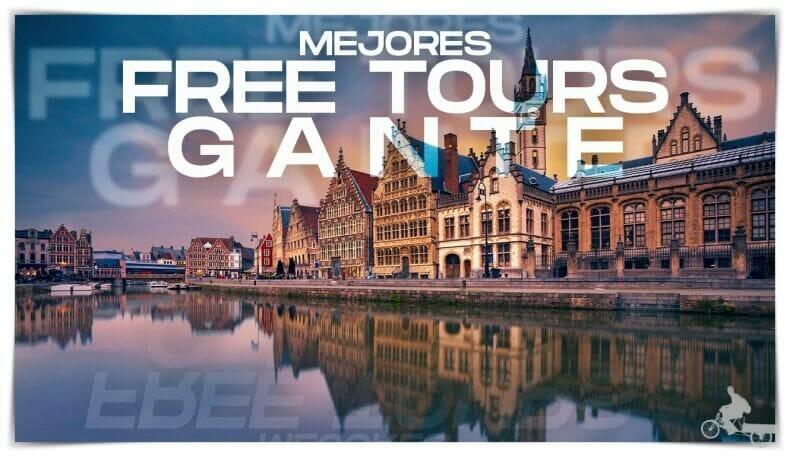Mejores free tours en Gante