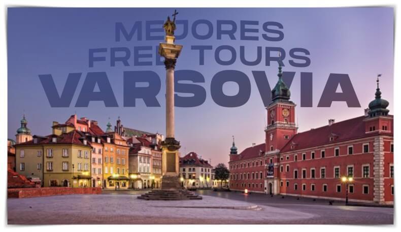 mejores free tours en Varsovia
