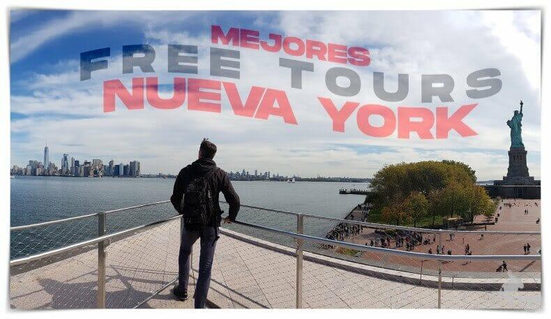 Mejores free tours en Nueva York