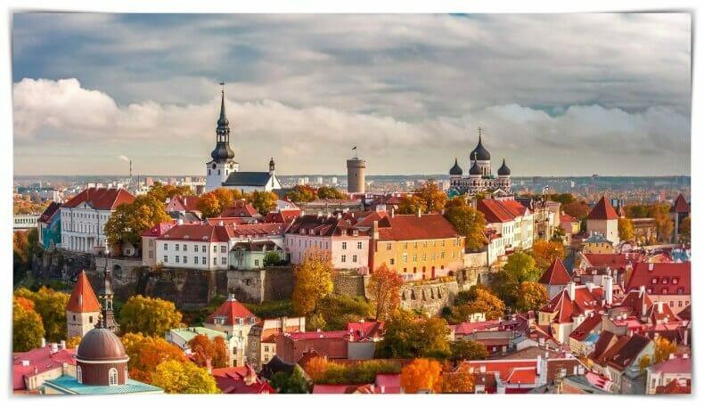 mejores free tours por Tallin