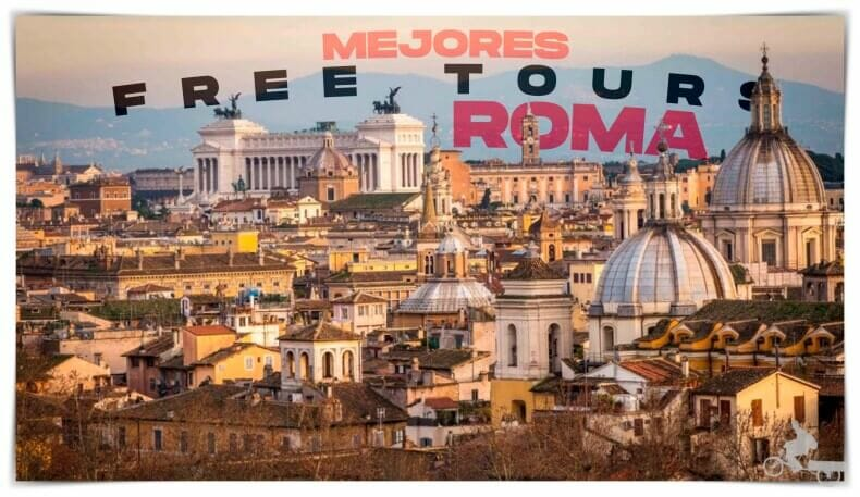mejores free tours en Roma
