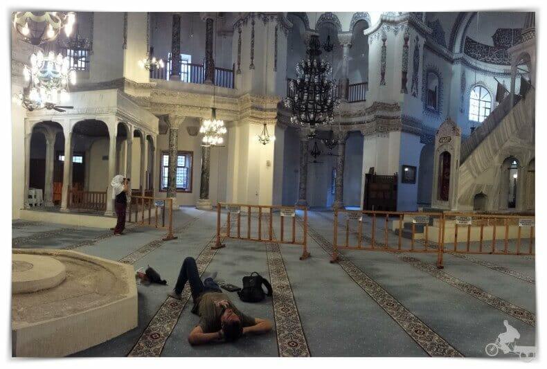 mezquita pequeña hagia Sofía