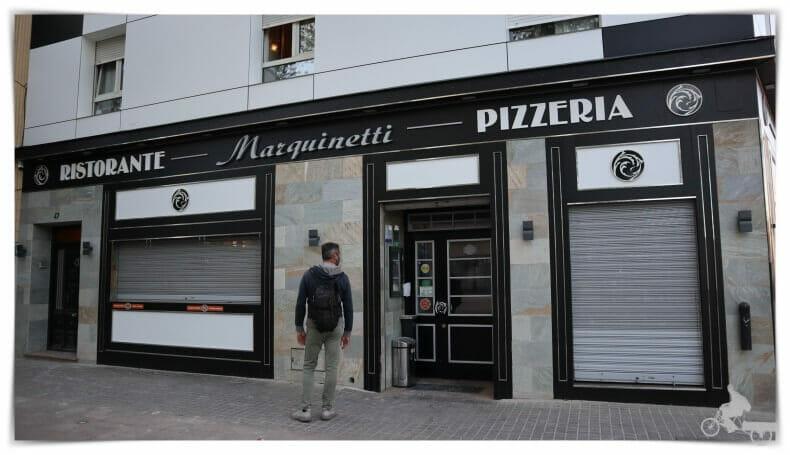 pizzeria Marquinetti