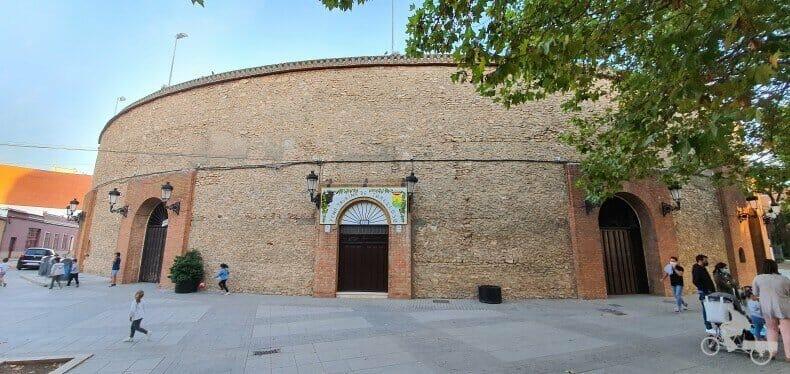 plaza toros tomelloso