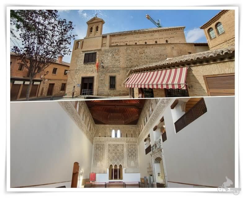 Sinagoga del Tránsito - Toledo en 4 días